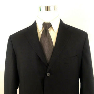 Polo Ralph Lauren Mens Suit Three Button Size 44L